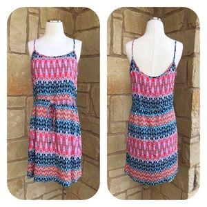 Pixley Stitch Fix Dirulo Drawstring Sun Dress L